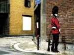 UK's Banksy Spray Jet Art 7
