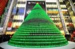 Árvore de Natal da Heineken