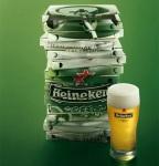 Caixas de Pizza Heineken