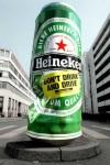 Coluna de Heineken
