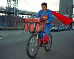 Dulce Pinzón's Super-Homem