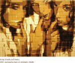 Emily, Arielle and Helen por MarkKhaisman