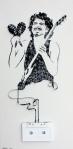 Erika Iris Simmons – Ghost in the Machine(Santana)