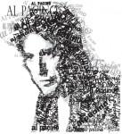 Al Pacino em Tipografia