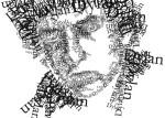 Bob Dylan em Tipografia