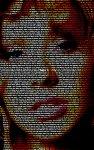 Christina Aguilera em Tipografia