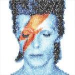 David Bowie emTipografia