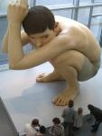 Escultura de Ron Mueck9