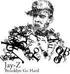 Jay-Z em Tipografia