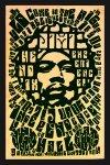 Jimi Hendrix em Tipografia