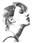 Scarlett Johansson em Tipografia
