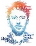 Thom Yorke em Tipografia