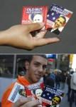 Camisinhas Presidenciáveis USA