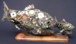 Escultura feita com lixo por Joe Pogan6