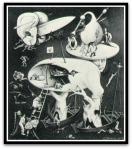 Hell por M. C.Escher