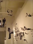 Instalação de Michael Lee Hong Hwee