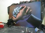 Grafite de El Mac16
