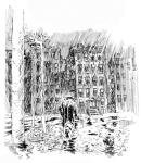 Ilustração de Will Eisner 07