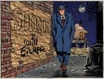 Ilustração de Will Eisner 09