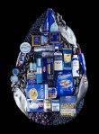 Azul por LindaLundgren