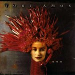 Capa do CD de Tori Amos - God - por Dave Mckean