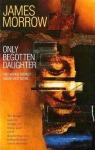 Capa de 'Only begotten daughter' de Jeff Morrow  por Dave Mckean