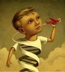 Genetic Adjustment por Chris Buzeli