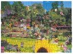 Kent Rogowski Abstract Puzzle Art
