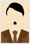 Adolf Hitler by AliJabbar