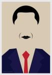 Barak Obama by AliJabbar