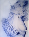 Bic Pen Art by Juan Francisco Casas 05