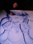Bic Pen Art by Juan Francisco Casas08