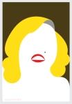 Marilyn Monroe by AliJabbar
