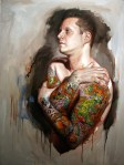 Shawn Barber Art 05 (auto-retrato)