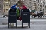 Willi Dorner's Bodies in Urban Spaces Artwork3