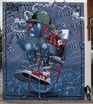 Arys Graffiti Paintwork