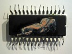 Yuri Zupancic Micro-Painting