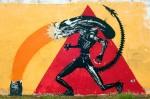 Sr. X Graffiti