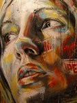David Walker Spray Artwork