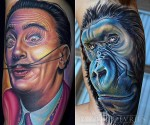 Mike DeVries Tattoo Artwork2