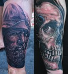 Mike DeVries Tattoo Artwork 4