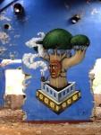 Kislow Graffiti Artwork