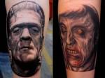 Bob Tyrrell Tattoo Artwork