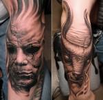 Bob Tyrrell Tattoo Artwork6