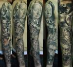 Den Yakovlev Tattoo Artwork2