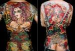 Genko Tattoo Artwork