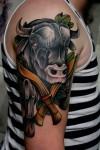 Mitch Allenden. Tattoo Artwork