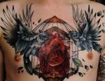 Mitch Allenden. Tattoo Artwork3