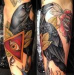 Mitch Allenden. Tattoo Artwork5