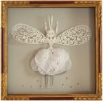 Elsa Mora Papercut Artwork